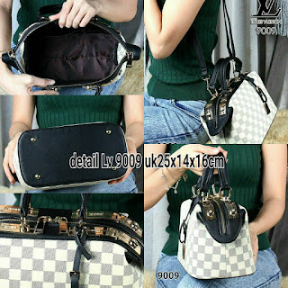 Tas Wanita Import Louis Vuitton Doctor Bag 9009