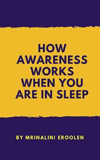 How Awareness Works In Sleep