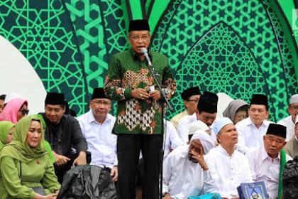Sudah Akan Pensiun, Said Aqil Ingin Husnul Khotimah