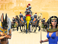 Download Games Defense of Egypt Cleoptara Mission Game PC Support All Windows Free