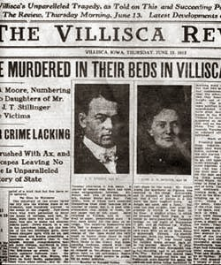 The Villisca Axe Murders