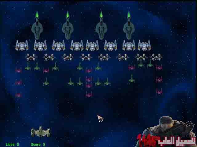 لعبة حرب الفضاء Able astronaut - تحميل العاب