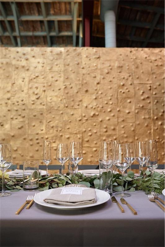 detalles dorados boda chicanddeco