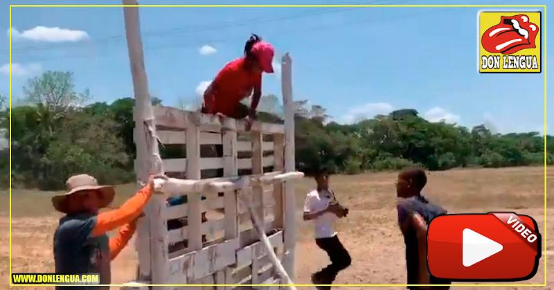 """Diosdado deja en ridículo a los """"milicianos hambrientos"""" en estos videos"""