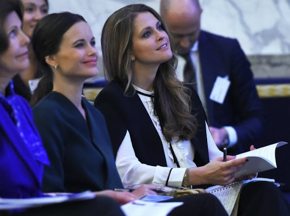 Princess Madeline is in London and Princess Sofia, Sofia Hellqvist
