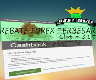 Cashback Terbesar dari Broker FBS