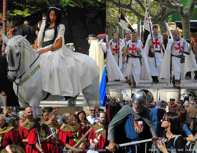 fiestas medieval