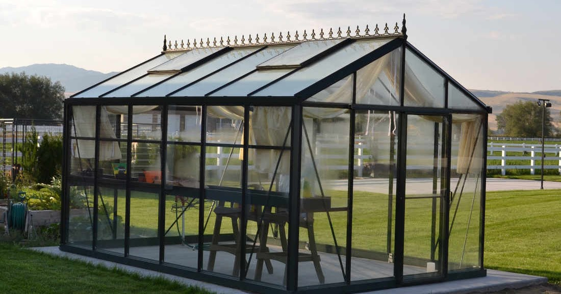 Riga Hobby Greenhouses Janssens Royal Victorian Vi 46
