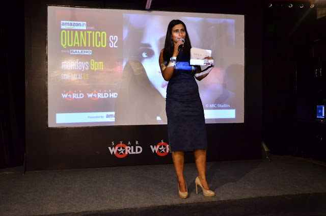 Priyanka Chopra invites fans to the special screening of Quantico Season 2