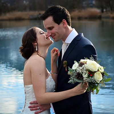 photo d'un mariage en Valais, région de Monthey