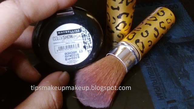 Review Maybelline Color Show Blush On Fresh Coral