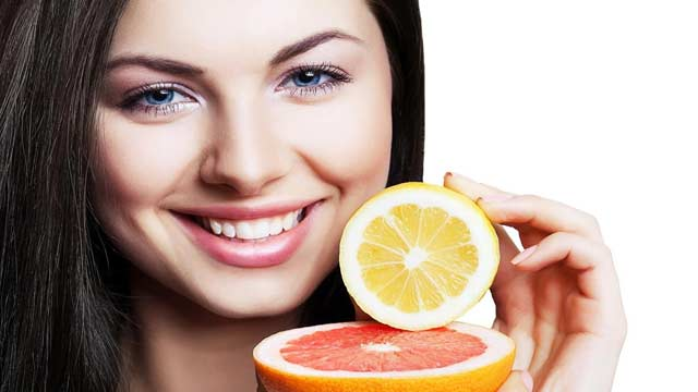 Fruit for Skin Complexion