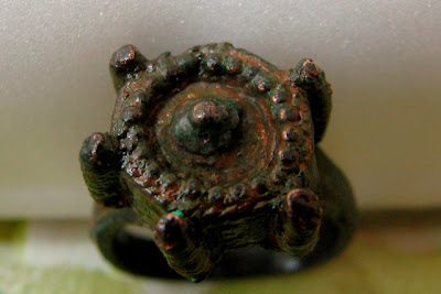 Medieval poison ring found in Bulgarian fortress