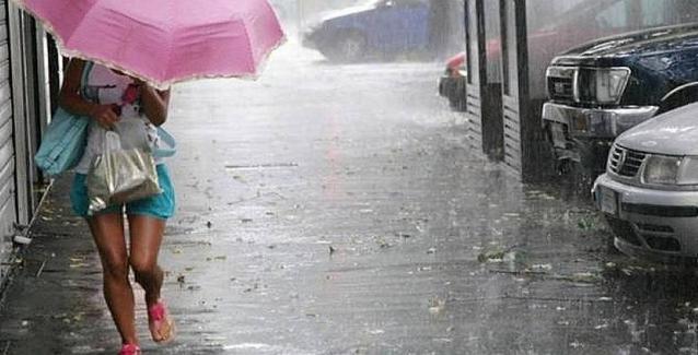 Από βδομάδα χαλάει ο καιρός -πάλι!  η άπατη της  «κλιματικής»  αλλαγής θα φταίει!