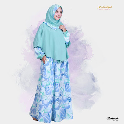 Amella Hijab Gamis