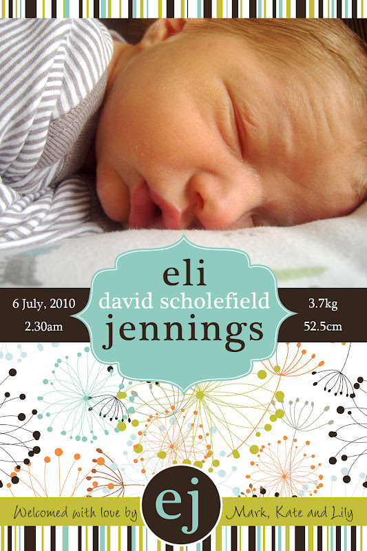 living, loving, laughing   : Eli's Arrival - An Unexpected Home
