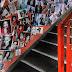 Ciuchlandowa ściana z fotosami/Photocover walls