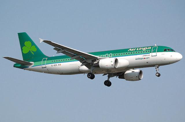 Tempo de avião até Dublin