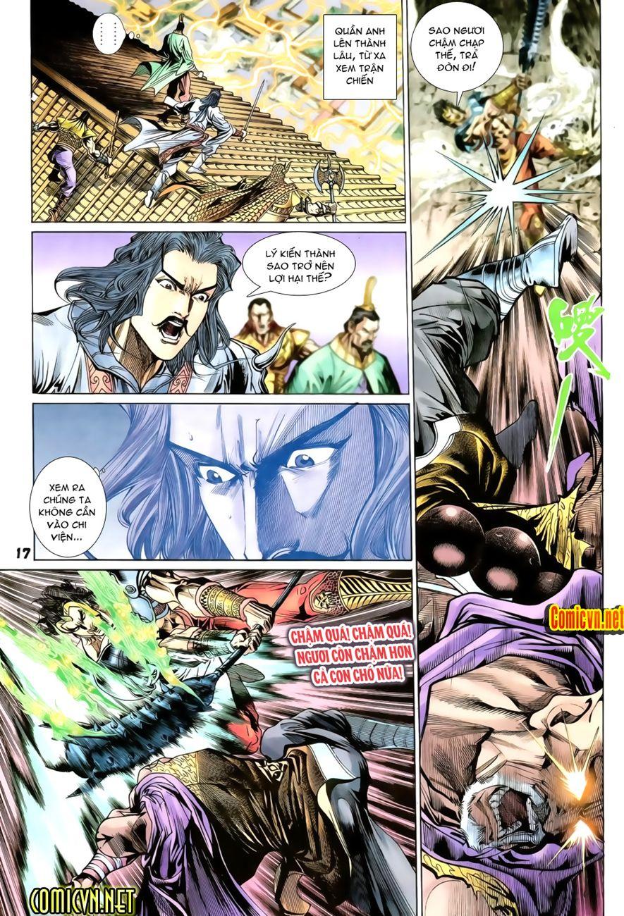Đại Đường Uy Long chapter 77 trang 24