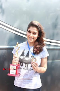 Nayantara Honored with Raindrops Women Achiever Award