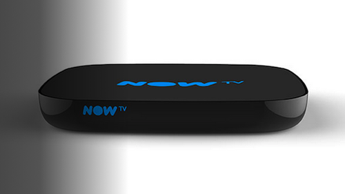 New NOW TV Smart Box teases 4K