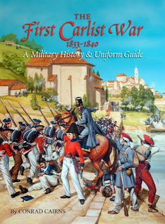 Conrad Cairns - the first Carlist war