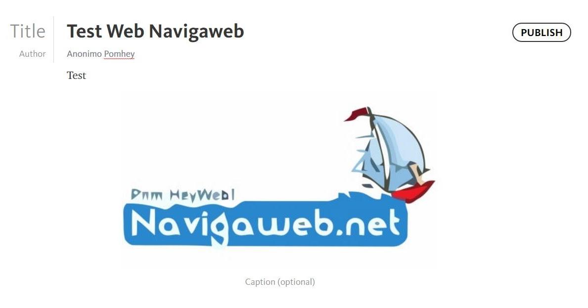 Creare un blog anonimo o pubblicare pagine web senza registrazione