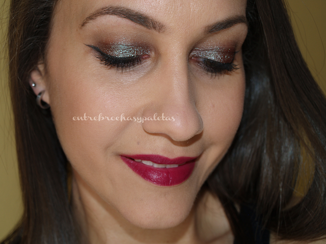 pigmento blue brown mac cosmetics