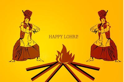 Happy Lohri Wallpapers