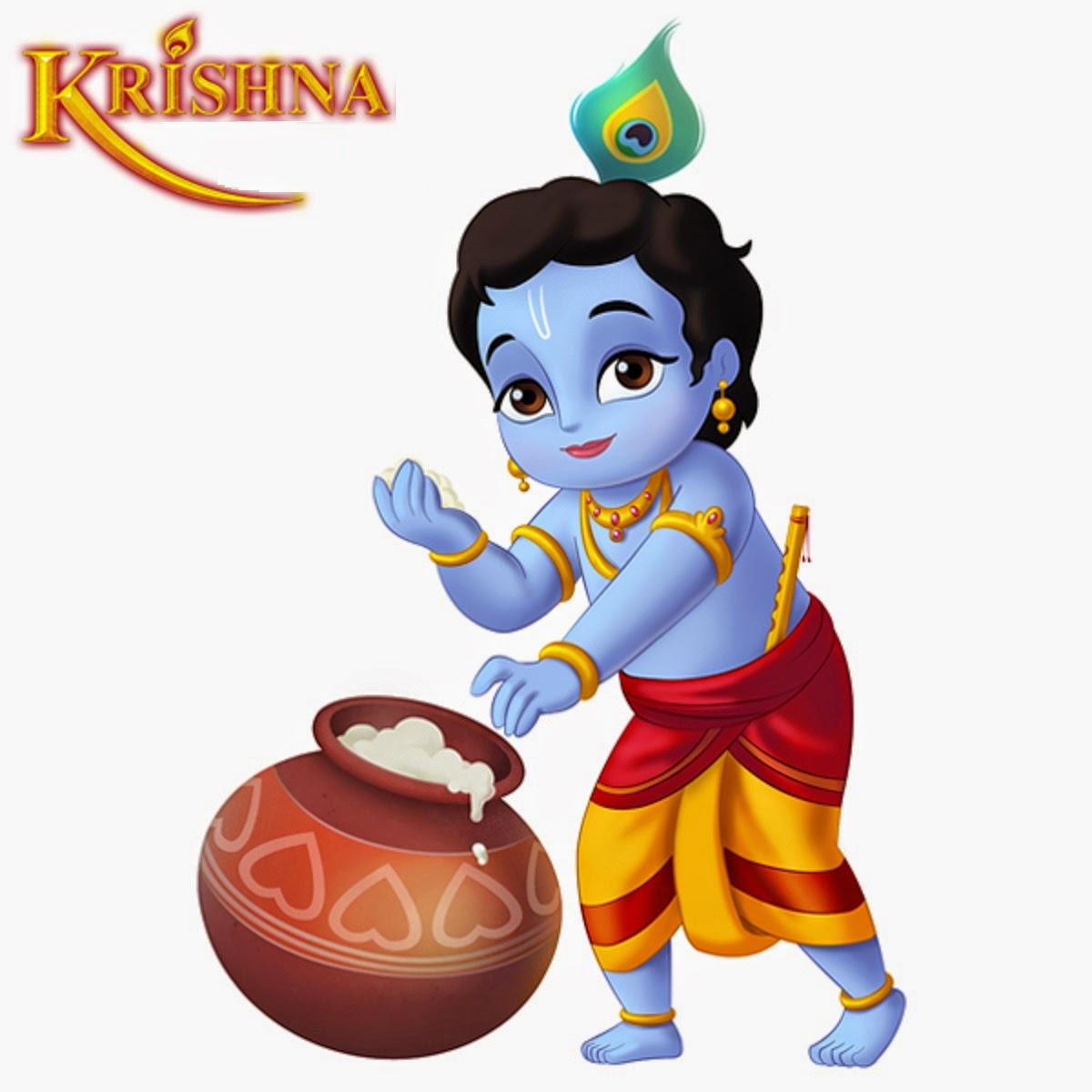 Free Download HD Wallpapers: Little Krishna Free Wallpapers