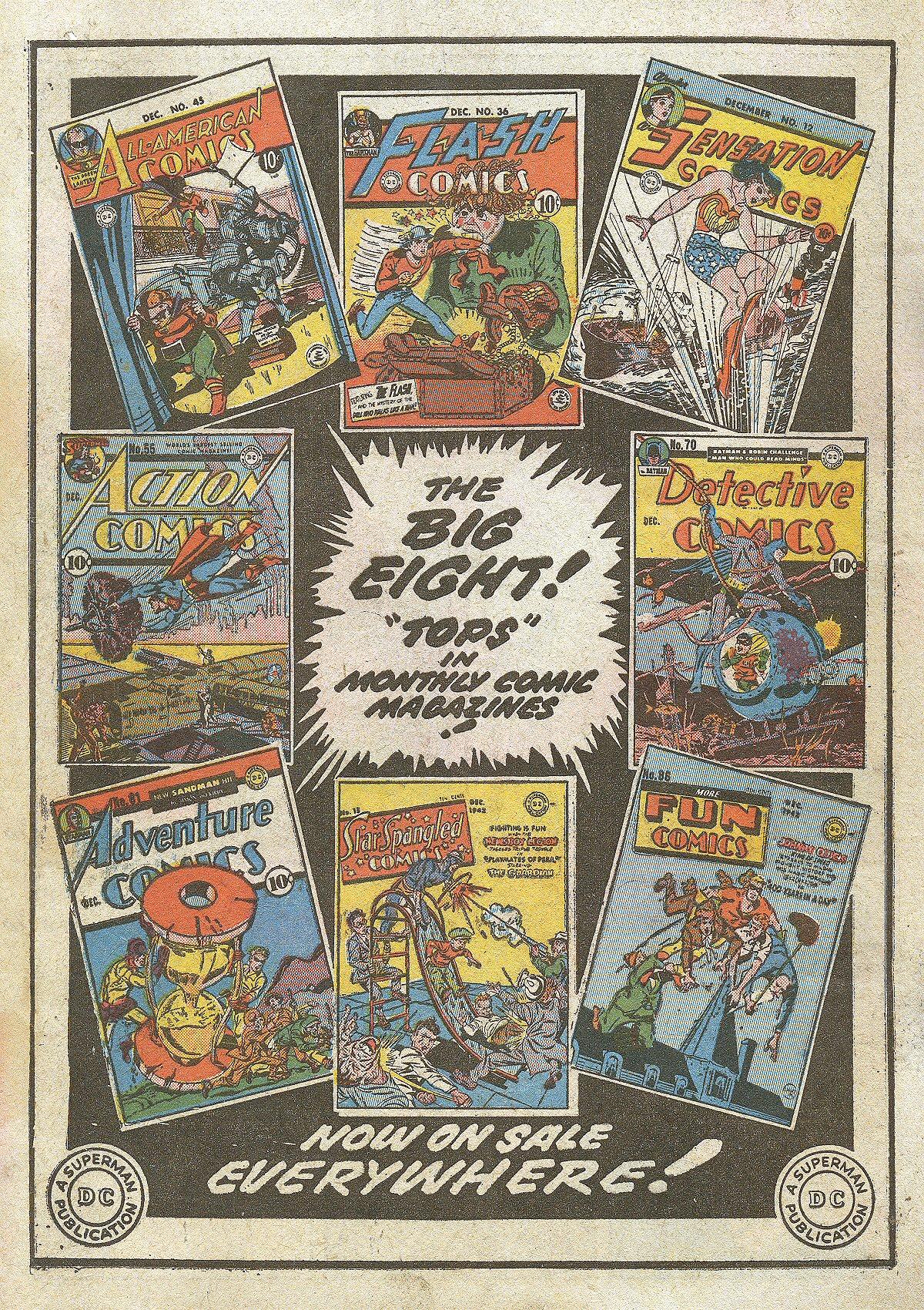 Read online All-Star Comics comic -  Issue #14 - 65