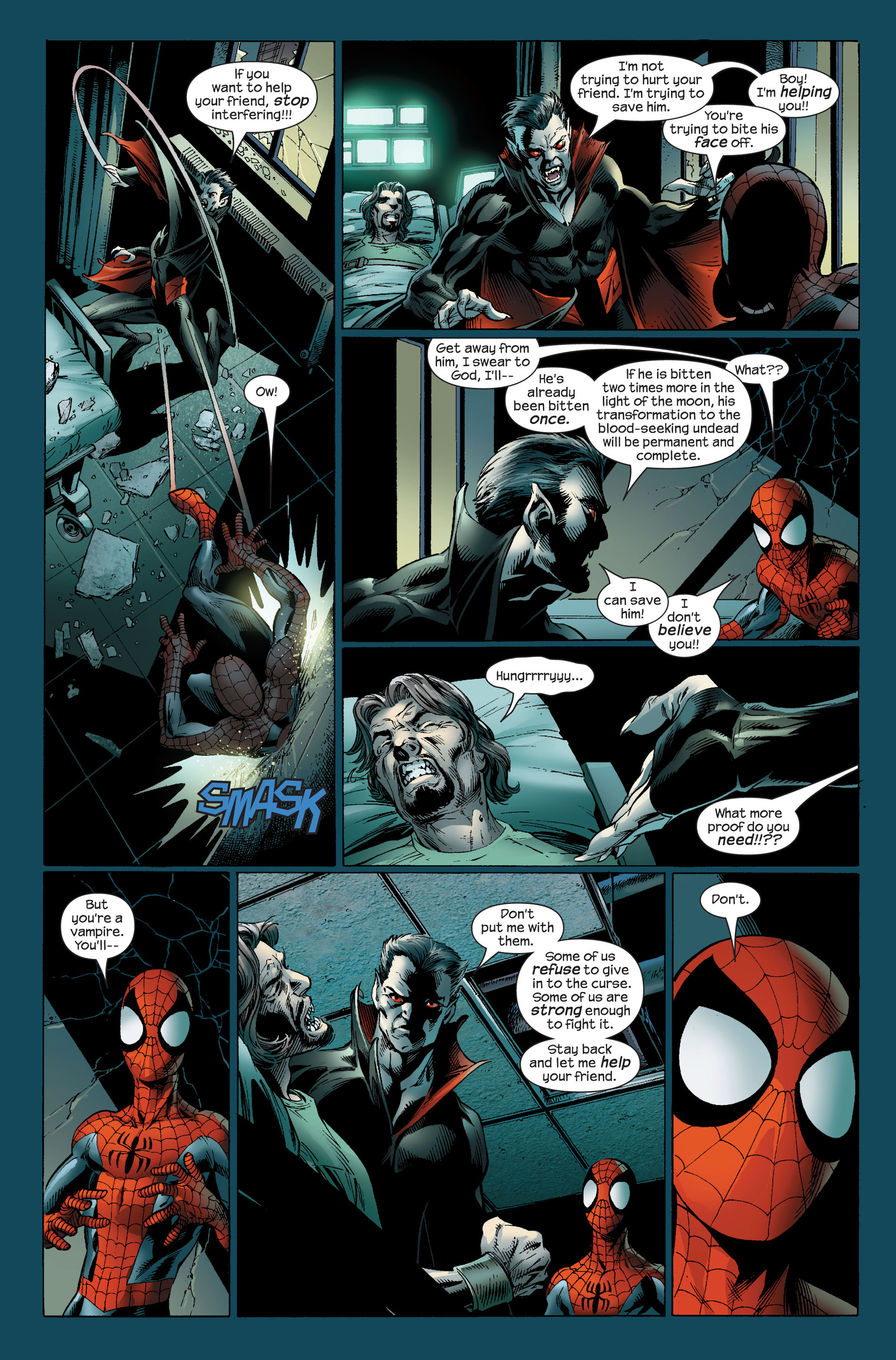 Read online Ultimate Spider-Man (2000) comic -  Issue #96 - 12