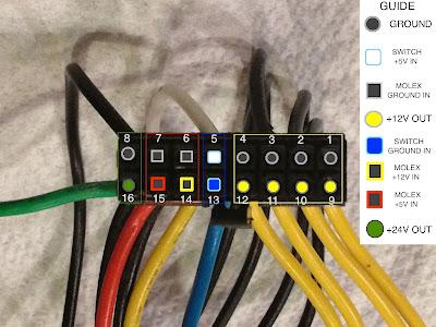 1000w Dell Power Supply Wiring Diagram Dremel Junkie 20 Quot Imac G4 The Native Psu