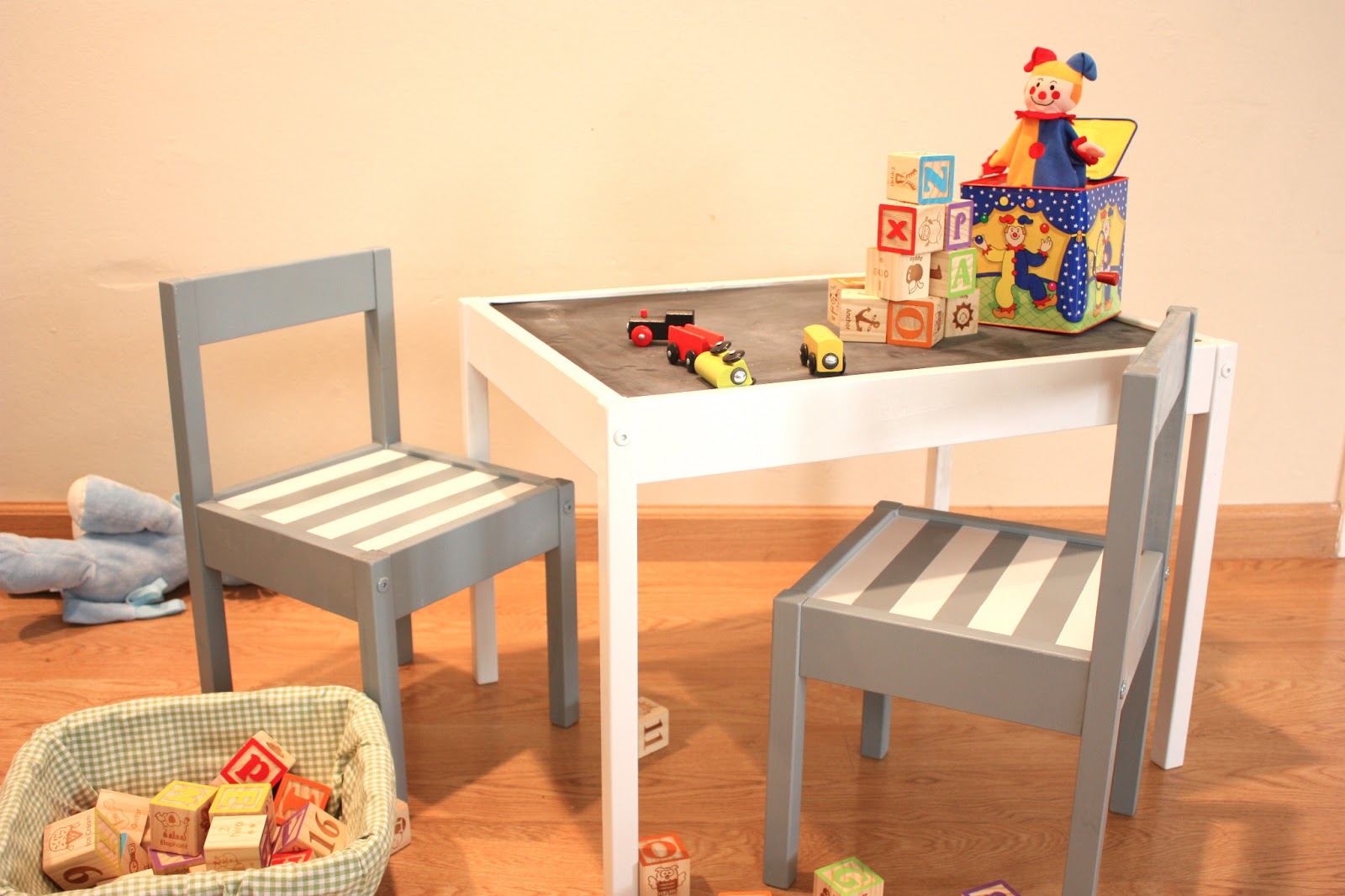 ikea kids table and chairs office chair leaning to one side meet the sullivans latt children 39s hack