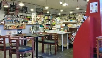 Café Librairie Solo