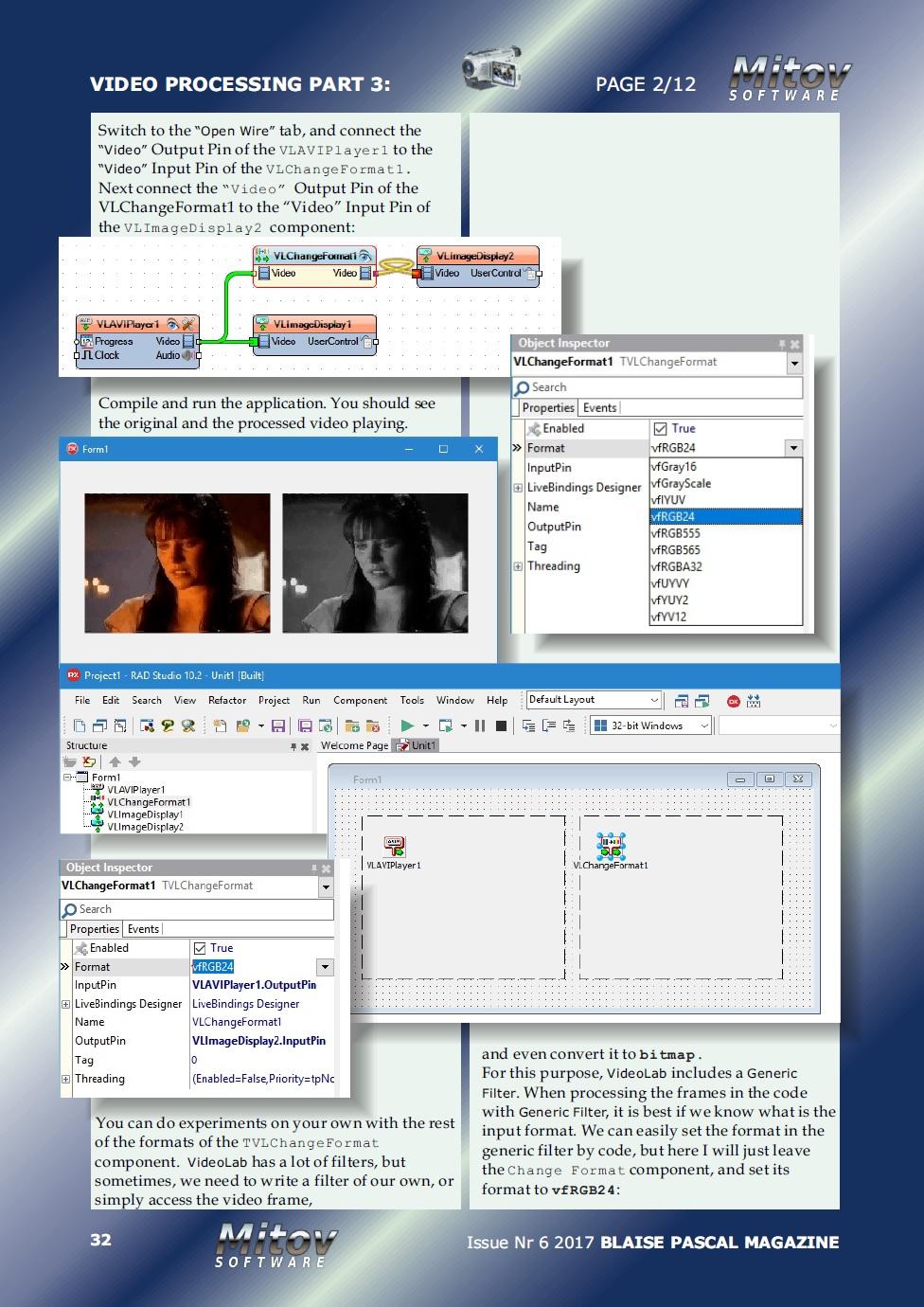 Mitov Software: My