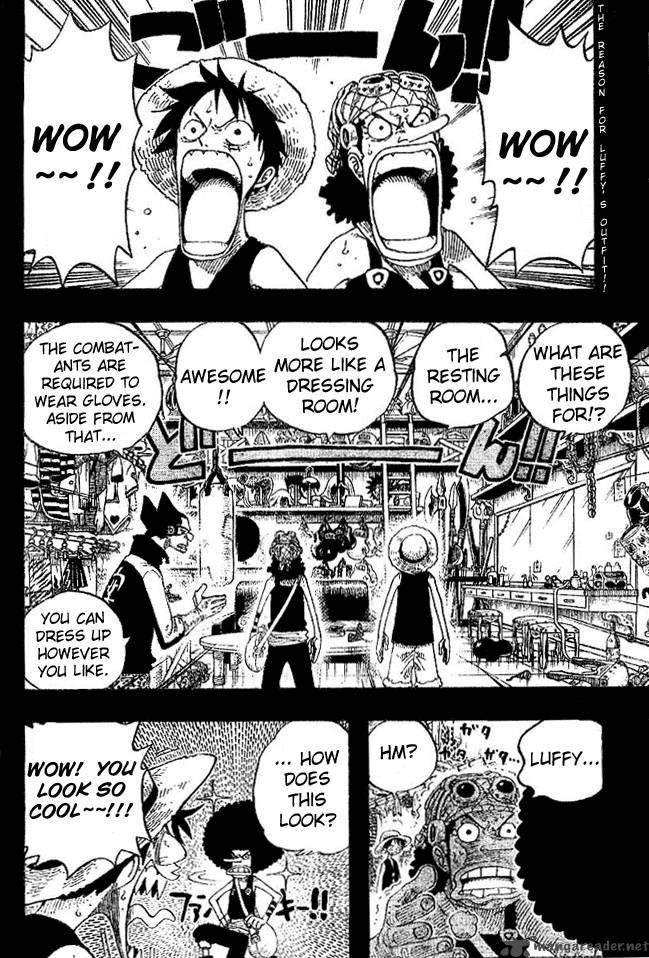 One Piece Ch 314