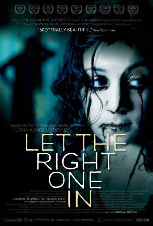 Let the Right One In, Tomas Alfredson, Vampire films, Horror films, Vampire movies, Horror movies, blood movies, Dark movies, Scary movies, Ghost movies