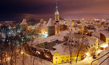 Beautiful Eastern Europe Tallinn Estonia
