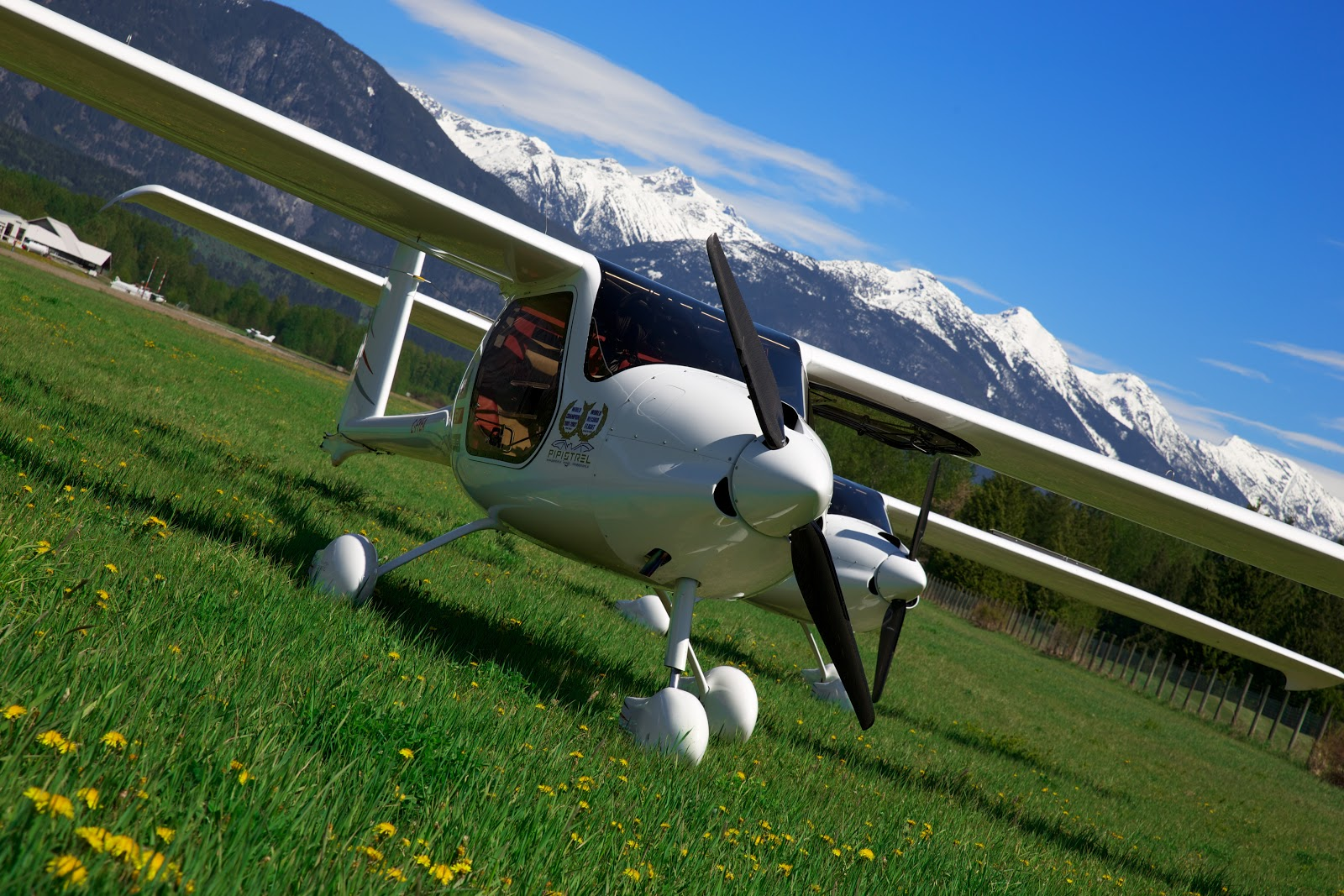 Flying in a Pipistrel: Infecting the skies
