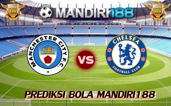 AGEN BOLA - Prediksi Manchester City vs Chelsea 4 Maret 2018