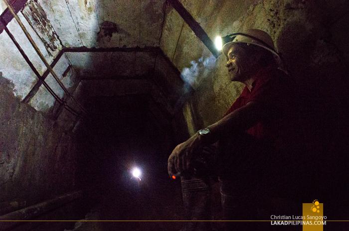 Balatoc Mines Itogon Benguet Miner