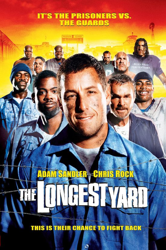 Nonton Film The Longest Yard (2005)