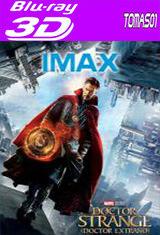 Doctor Strange (Doctor Extraño) (Versión IMAX) (2016) 3D HOU
