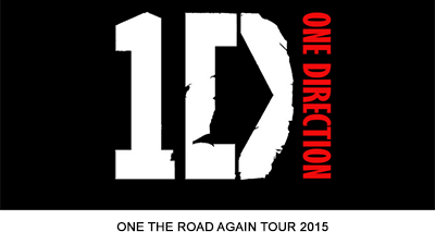 One Direction One The Road Again Tour 2015 in Manila Extended for One Day