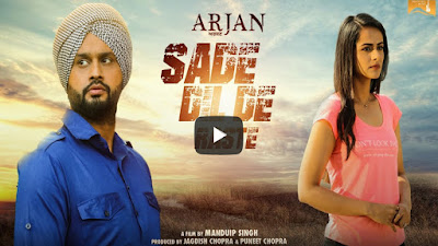 Sade Dil De Raste Lyrics - Roshan Prince | Latest Punjabi Songs 2017