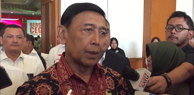 Wacana Wiranto Perangi <i>Hoax</i> Indikator Kemunduran Indonesia