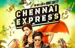Chennai Express watch online free hd poster