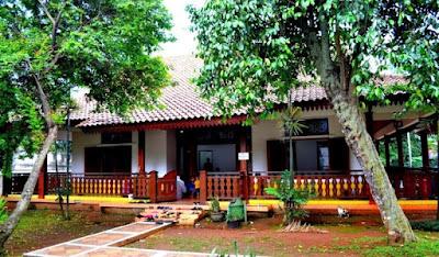 Rumah Adat Kebaya , Rumah Adat DKI Jakarta