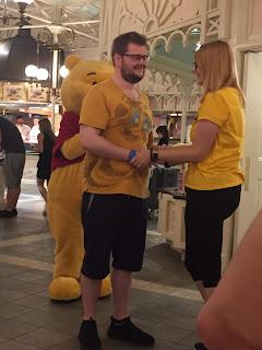 Proposal at The Magic Kingdom